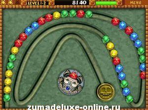 Играть во весь экран онлайн храм инков